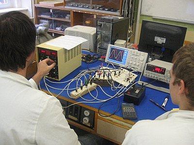 Laboratoř EL3