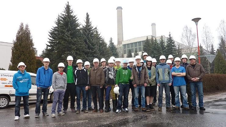 E3 - ATAS Náchod a elektrárna Trutnov