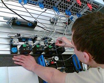 Laboratoř automatizace